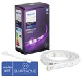 Philips hue LED Band Lightstrip Plus Erweiterung RGBW 11,5W 950 lm L 1 m - Kompatibel mit all SMART HOME by hornbach