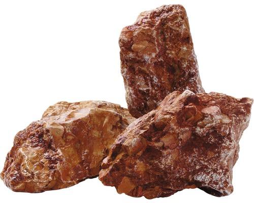 Marmorsplitt Rosso Verona 200-400 mm 600 kg