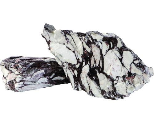 Marmorsplitt Zandobbio Matrix Bianco/Rosso 200-400 mm 600 kg