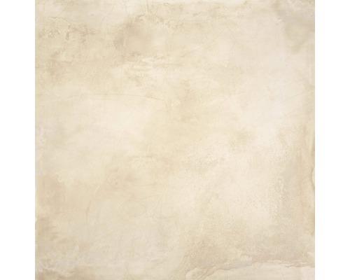 Feinsteinzeug Wand- und Bodenfliese Jasper beige 100x100cm rektifiziert