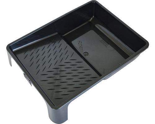 Farbwanne Kunststoff schwarz 23 x 30 cm