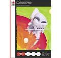 Marabu Marker Pad GRAPHIX, DIN A4, 75g/m², 75 Blätter