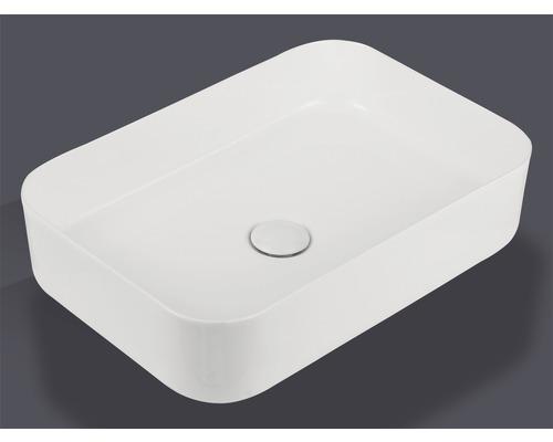 Jungborn Aufsatzwaschbecken THALON 50 cm weiß