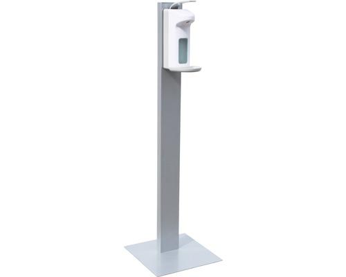Hygienestation Desinfektionsständer Legere 130 cm inkl. 1 l Desinfektionsspender