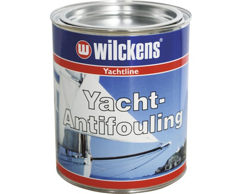 WILCKENS Yacht-Antifouling rotbraun 750 ml