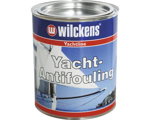 WILCKENS Yacht-Antifouling rotbraun 2,5 l
