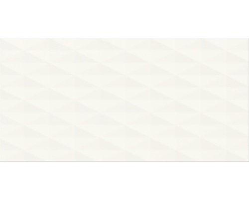Wandfliese Artic storm Diamant strukturiert 30x60cm