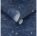 Papiertapete 108019 Kids@Home Planetarium Blau