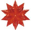 Bascetta-Stern Set rot 128 Blatt