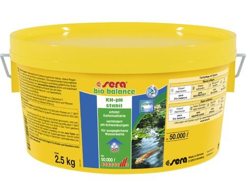 Wasseraufbereiter sera pond bio balance KH-pH Stabil 2,5 kg