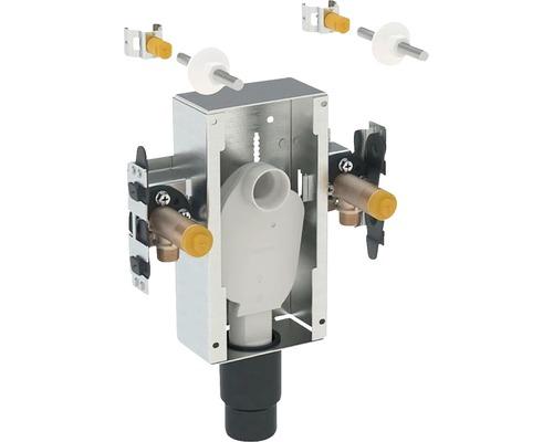 Geberit GIS Waschtisch-Set für Standarmatur mit UP-Geruchsverschluss barrierefrei 461.435.00.1