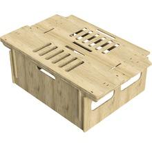 Buildify Campingbox Erwin Heck-Bettsystem für VW 1800x1500x535 mm (LxBxH)
