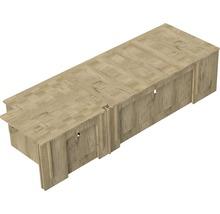 Buildify Campingbox Christoph VW Bettsystem asymetrisch für VW T5/T6 1800x1180x435 mm (LxBxH)
