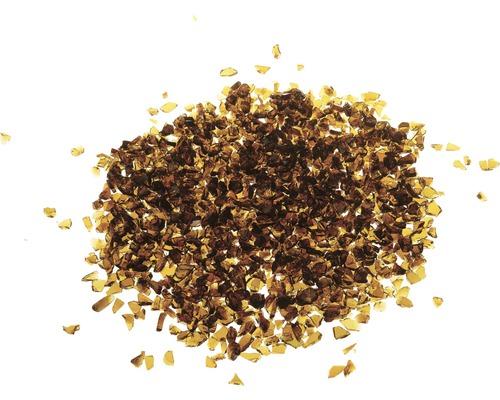 Glassteine Vetro Ambra 3-5 mm 5 kg