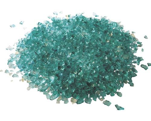 Glassteine Vetro Azzurro 3-5 mm 5 kg