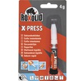ROXOLID X-PRESS - Sekundenkleber 4 g