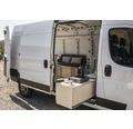 Buildify Campingbox Nellie VW Multifunktionssystem für VW T5/T6 1500x450x700 mm (LxBxH)