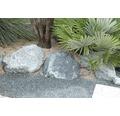 Fertiggabione 100 x 50 x 50 cm gefüllt mit Gabionensteinen Verde Alpi 70-120 mm