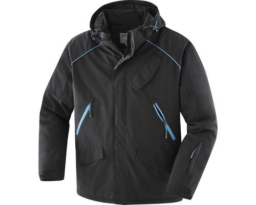 TX Workwear Winterjacke Gr. L schwarz/azur