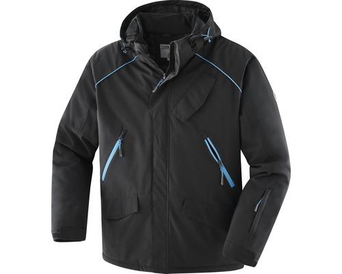 TX Workwear Winterjacke Gr. 2XL schwarz/azur