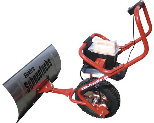Akku-Schneeräumer Elektro Kehrbesen Kehrmaschine PowerPac ES230 Schneefuchs