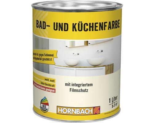 HO Bad- und Küchenfarbe weiß 1 L