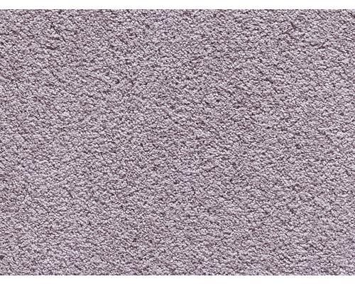 Teppichboden Kräuselvelours Romantica flieder 400 cm breit (Meterware)