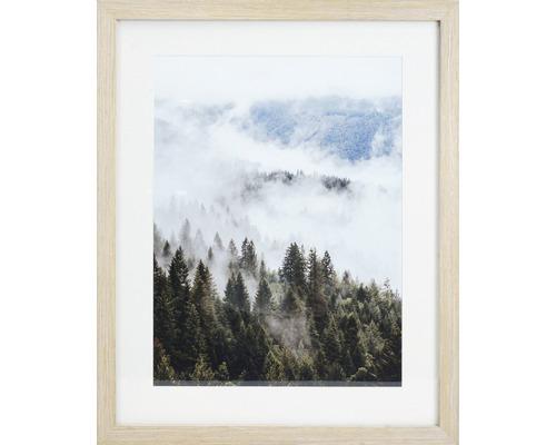 Wandbild gerahmt Wald 40x50 cm