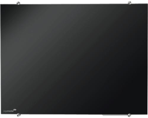 Glasboard Colour 90x120 cm schwarz