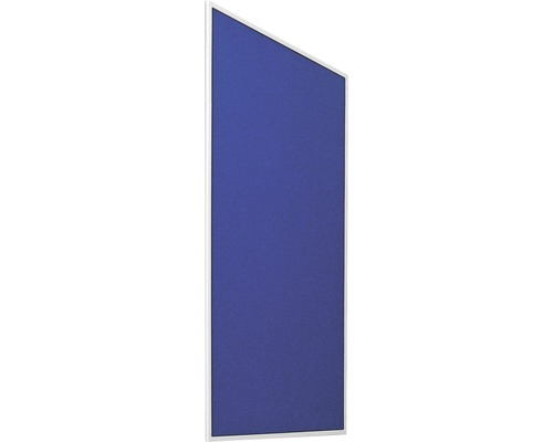 Pinboard Legaline Professional blau 120x150 cm