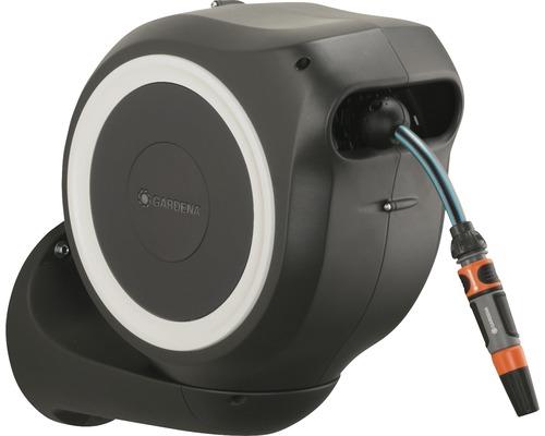 Wandschlauchbox GARDENA RollUp S 15m, 180° schwenkbar und RollControl-Technologie
