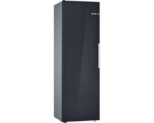 Kühlschrank Bosch KSV36VBEP BxH 60 x 186 cm Kühlteil 346 l 112 kWh/Jahr schwarz