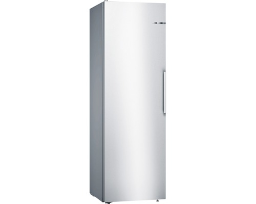 Stand-Kühlschrank Bosch KSV36VLDP BxH 60 x 186 cm Kühlteil 346 l 75 kWh/Jahr edelstahloptik