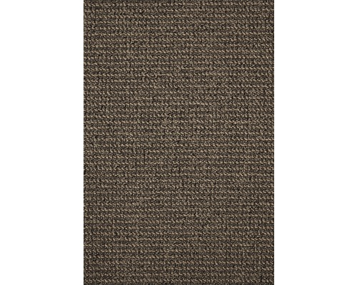 Teppichboden Schlinge Tulsa braun 400 cm breit (Meterware)