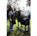 Smoker Räuchergrill Char-Broil Oklahoma Joe Highland Smoker massiver Stahl Grillrost porzellanbeschichtet schwarz