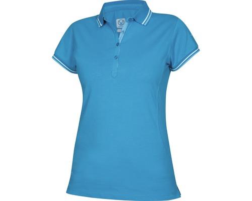 Poloshirt ARDON Damen Gr. M blau