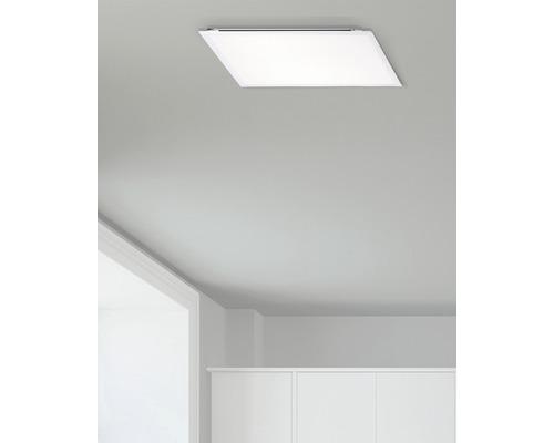 LED Deckenleuchte dimmbar 36W 3000 lm 2700-6500 K 600x600 mm Allie mit Nachtlichtfunktion + Fernbedienung