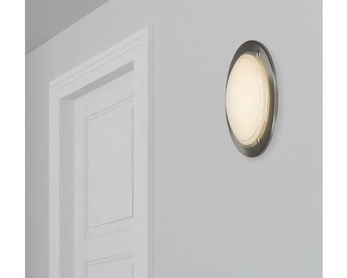 LED Deckenleuchte 12W 950 lm 3000 K warmweiß Ø 280 mm Miramar eisen
