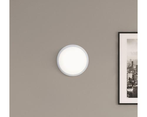 LED Deckenleuchte 15W 850 lm 4200 K neutralweiß Ø 330 mm Vigor weiß