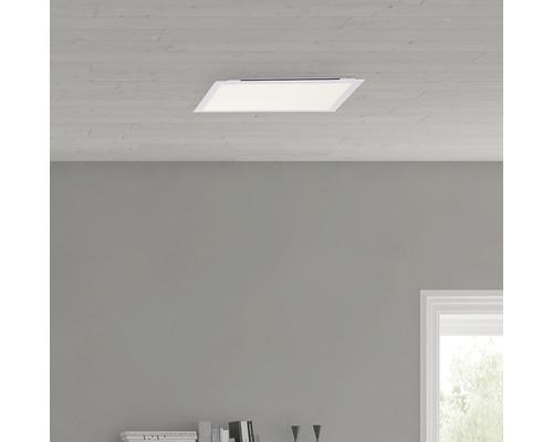 LED Deckenleuchte dimmbar 24W 2000 lm 2700-6500 K 400x400 mm Allie mit Nachtlichtfunktion + Fernbedienung