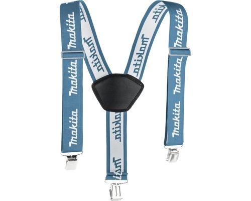 Hosenträger mit Clips Makita weiß/blau, 740-1300 mm