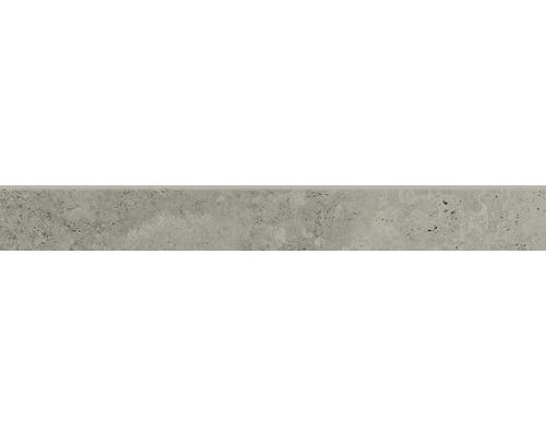 Sockel Candy hellgrau lappato 7,2 x 59,8 cm