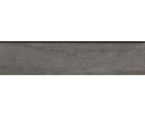 Sockel Oikos Anthrazit 7x30 cm