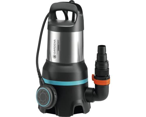 Schmutzwasser Tauchpumpe GARDENA 20000