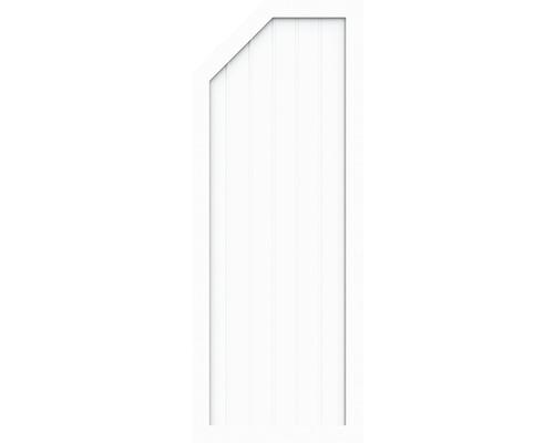 Abschlusselement Basic Line Typ E li 70x180/150 cm