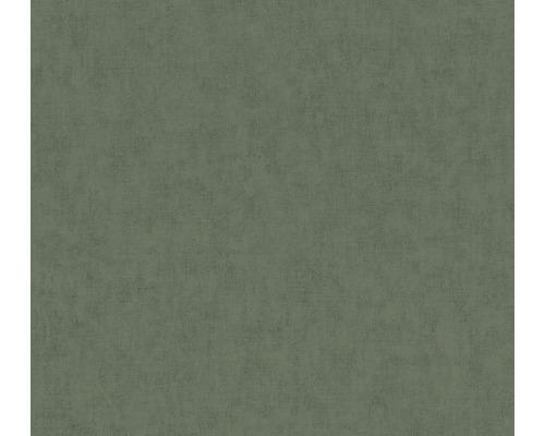 Vliestapete 37536-4 Geo Nordic Uni dunkelgrün