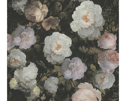 Vliestapete 37650-5 History of Art Blumen rosa