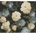 Vliestapete 37650-2 History of Art Blumen creme