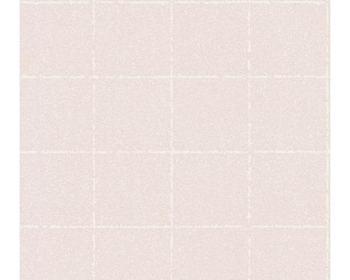 Vliestapete 37551-3 New Elegance Fliese rosè