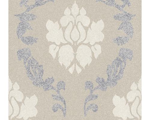 Vliestapete 37552-4 New Elegance Ornament grau